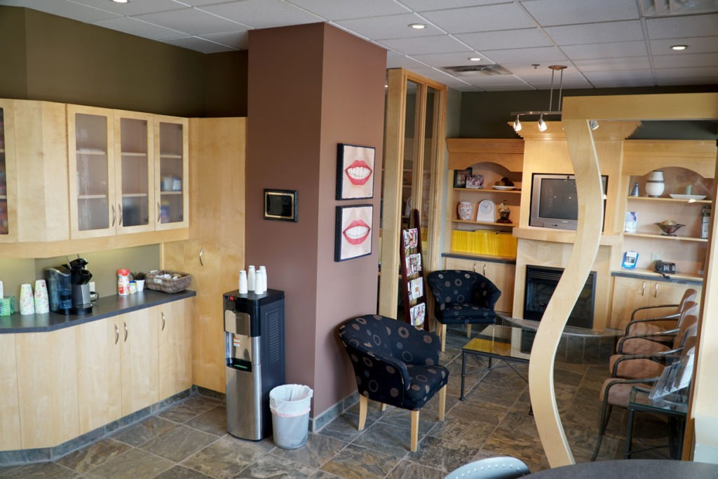 Bevarage Station | Point McKay Dental