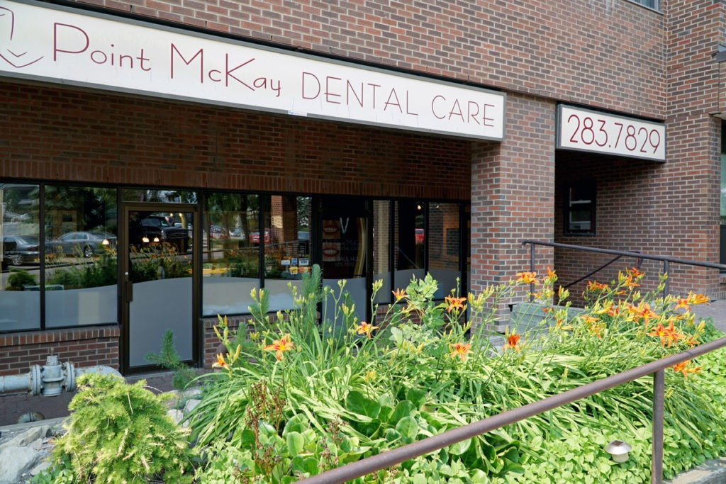 Exterior Entrance | Point McKay Dental