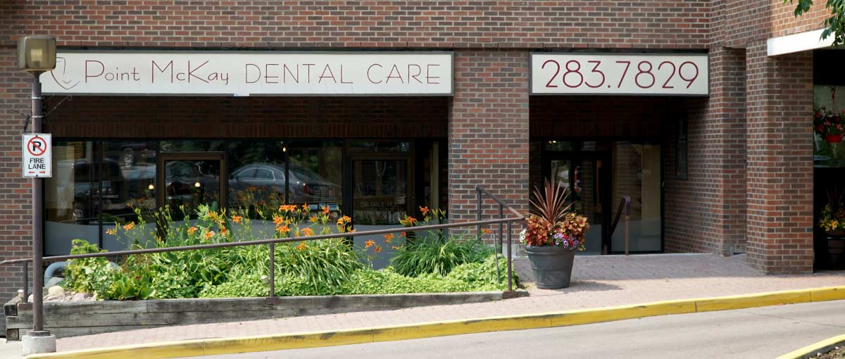 Point McKay Dental | Dentist on Parkdale Blvd NW in Riverside Towers
