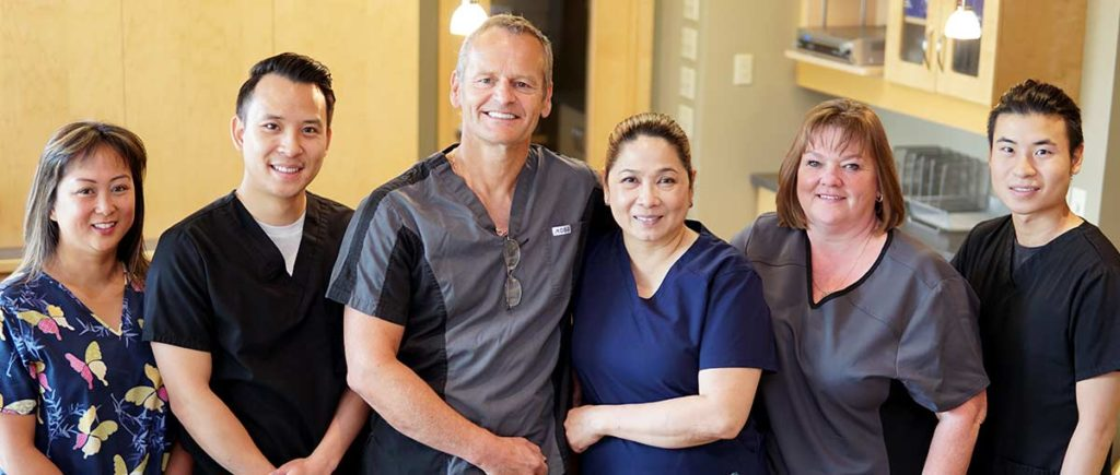 The Point McKay Dental Team | NW Calgary Dentist