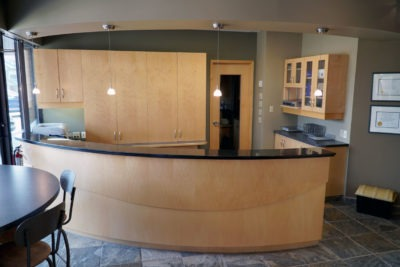 Reception | Point McKay Dental