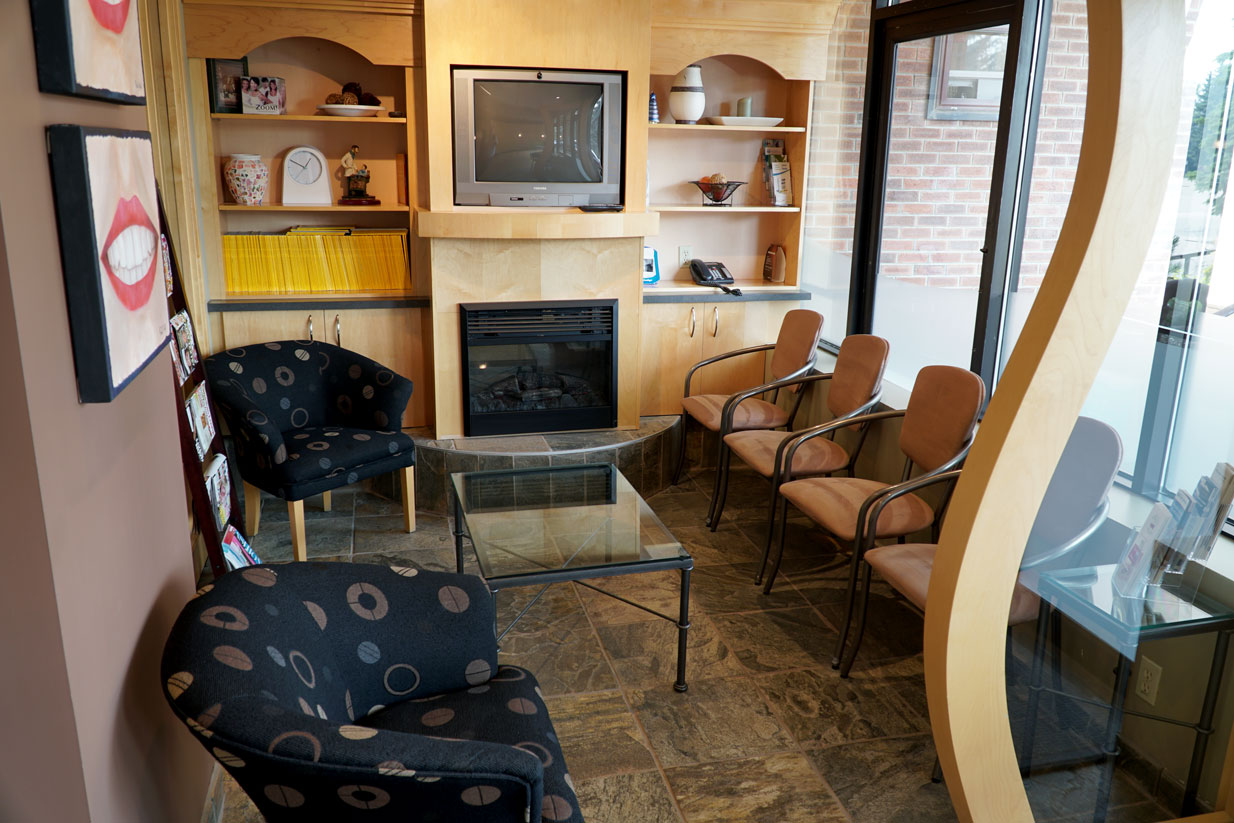 Waiting Area | Point McKay Dental